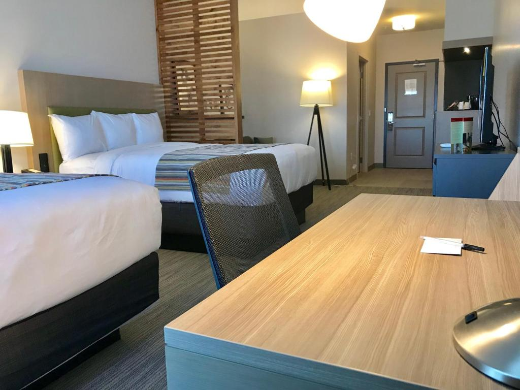 Sjon Bedden Slaapkamer Country Inn Suites By Radisson Vs Page Booking