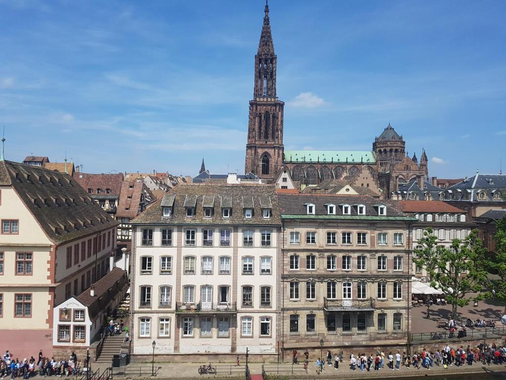 France Literie Strasbourg Apartment The Roof Of Strasbourg France Booking