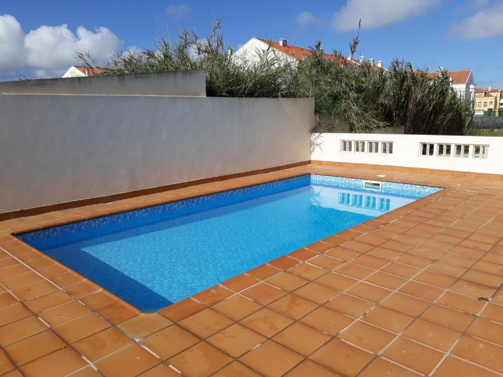 Pool Abdeckung Kissen Apartments Baleal Portugal Ferrel Booking