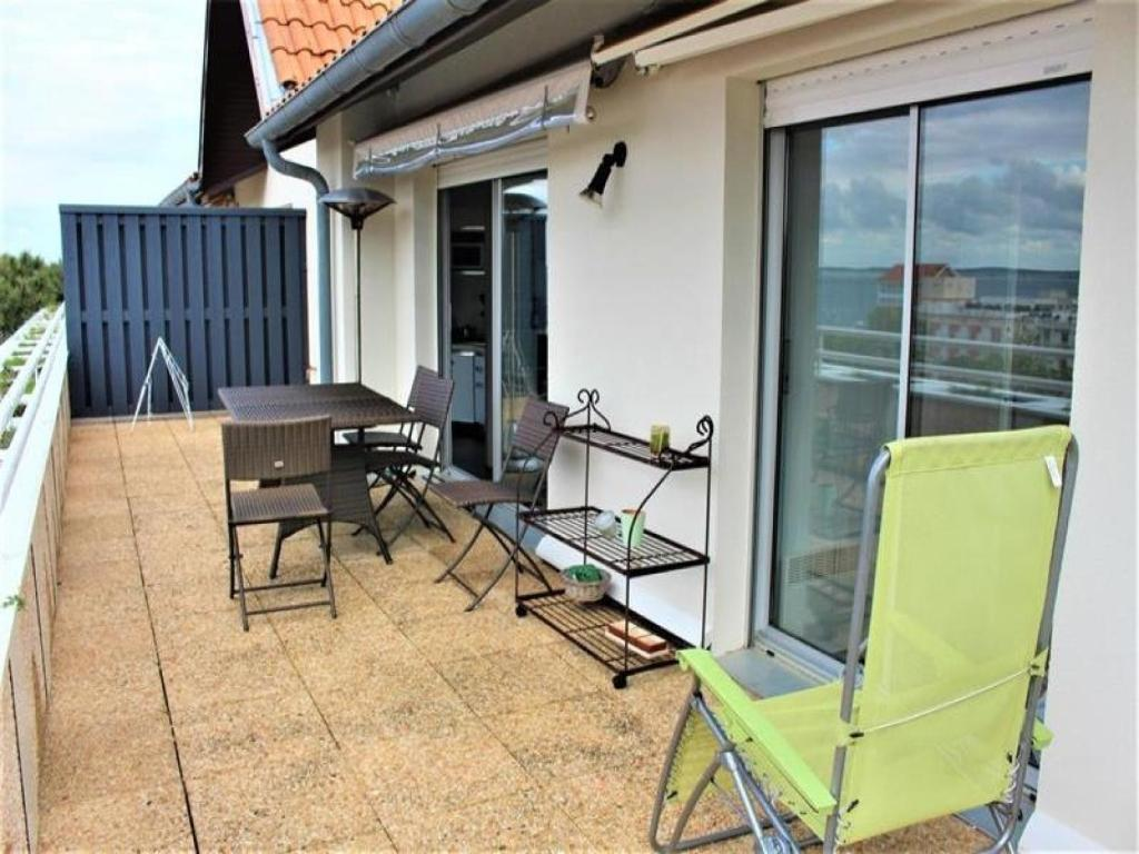 Terrase En Ville Apartment Arcachon Ville D Automne Appartement T2 4 Couchages