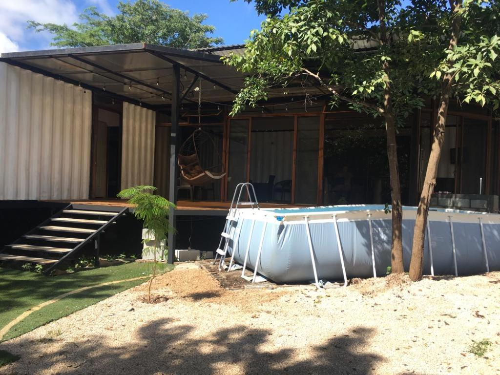 Container Haus Urlaub Ferienhaus Rest Container Costa Rica Villarreal Booking