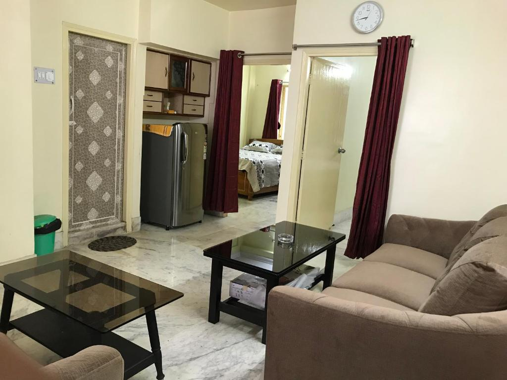 Sitzecke Eternity Eternity Homestays Indien Kalkutta Booking