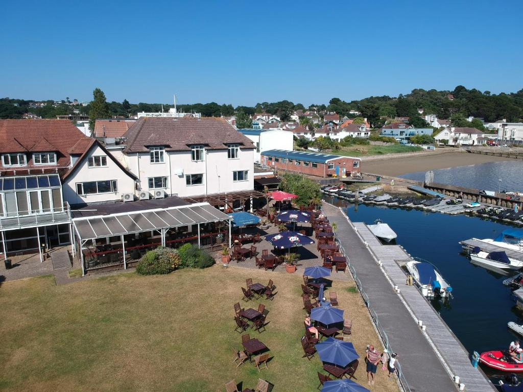 Bed And Breakfast Poole Harbour Salterns Harbourside Hotel Poole Updated 2019 Prices