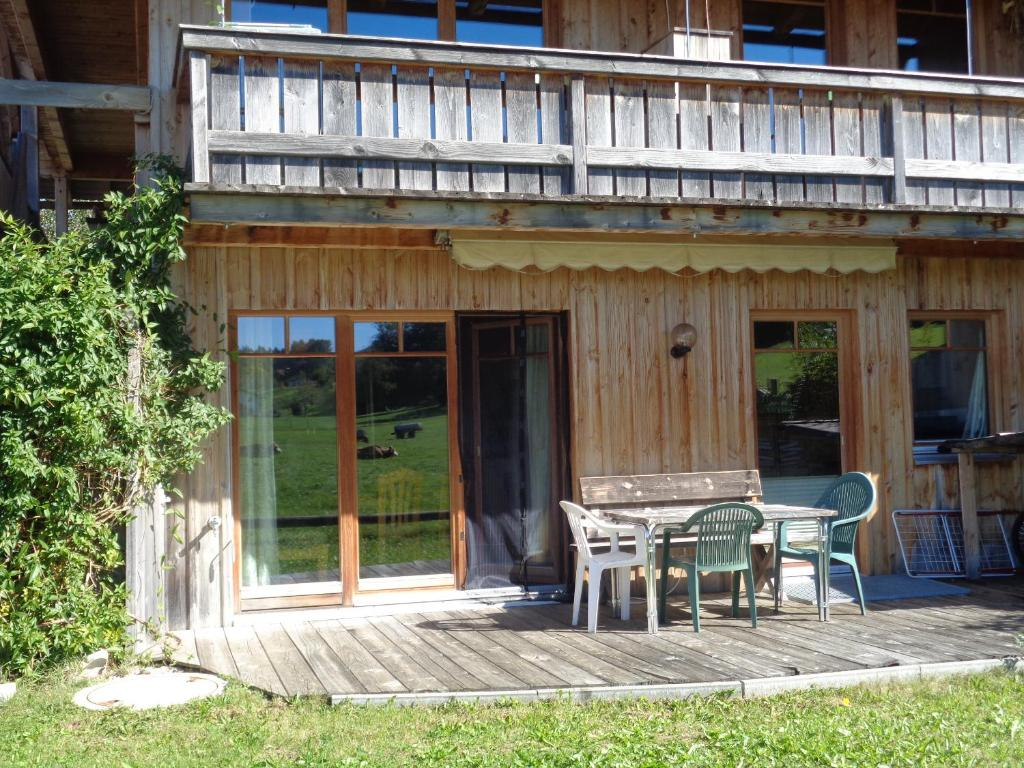Chiemgauer Holzhaus Apartment Sattlberger Holzhaus Samerberg Germany Booking