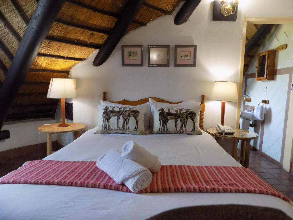 Schlafzimmer-set Petroia The Farm Inn Südafrika Pretoria Booking