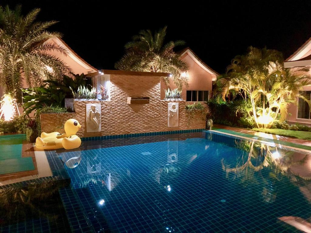 Cash Pool Teilnehmer Chang Noi Resort Ban Nong Sua Thailand Booking