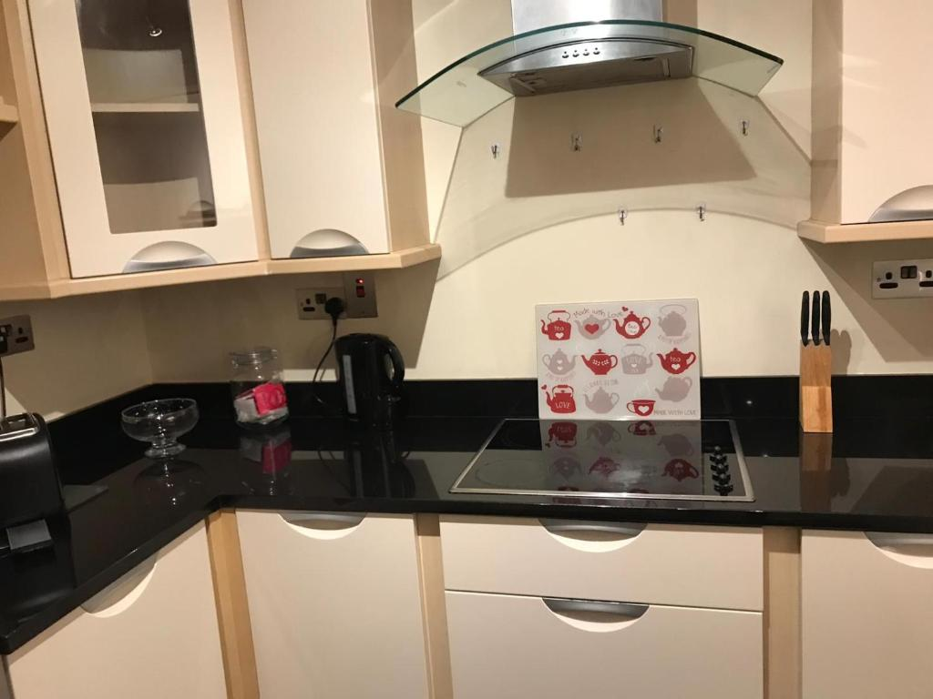 Atlantic Keuken Wild Atlantic Way Apartments Salthill Ierland Galway Booking