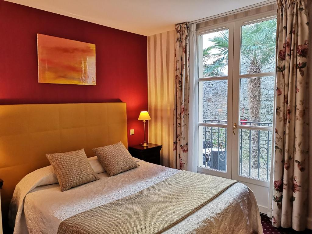 Chambre De Commerce Zimbabwe Hôtel Georges Vi Biarritz France Booking