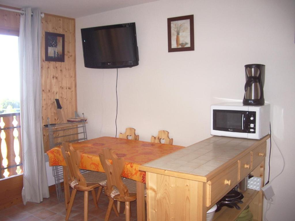 Immobilier Studio Apartment Studio Yeti Immobilier Thollon France Booking