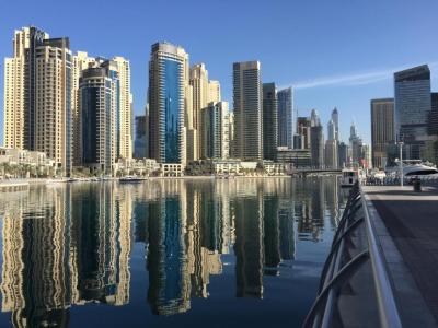 Waterfront One Bedroom Apartment Du, Dubai, UAE - Booking.com