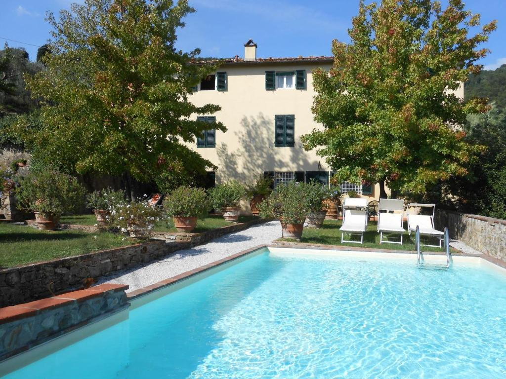 Ferienhaus Mit Pool Lucca Vacation Home Casa Elena Lucca Italy Booking