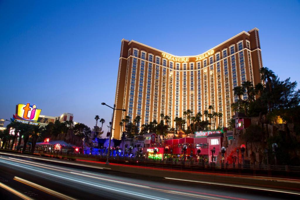TI - Treasure Island Hotel  Casino, Las Vegas, NV - Booking