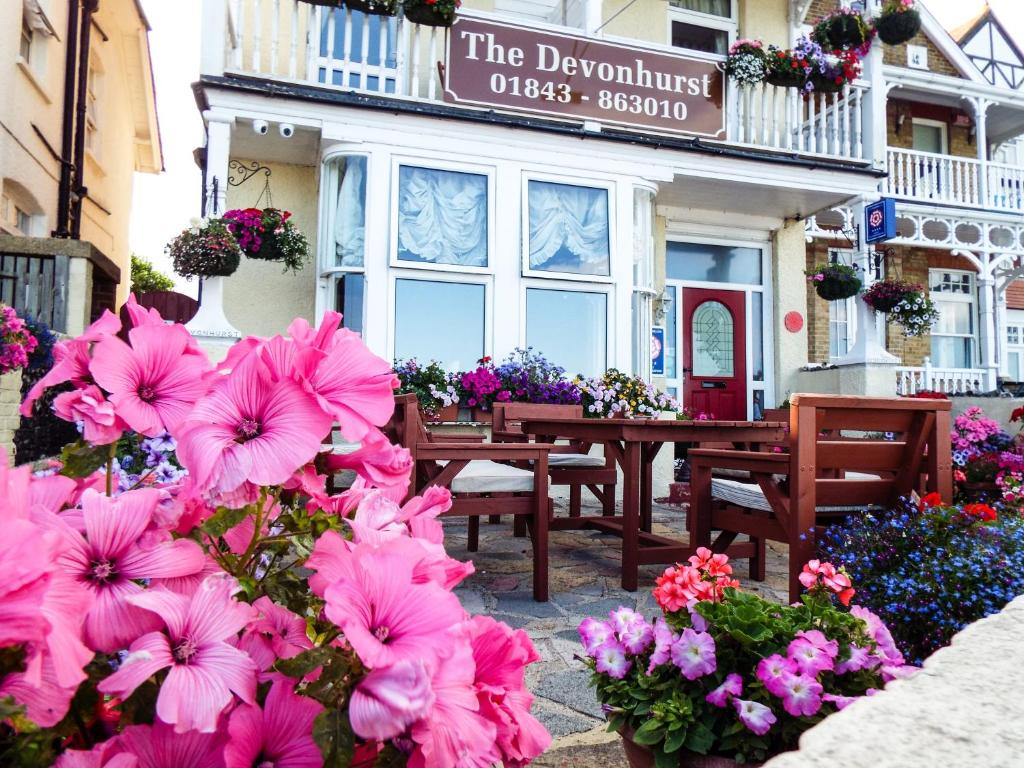 Bed And Breakfast Broadstairs The Devonhurst Broadstairs Updated 2019 Prices