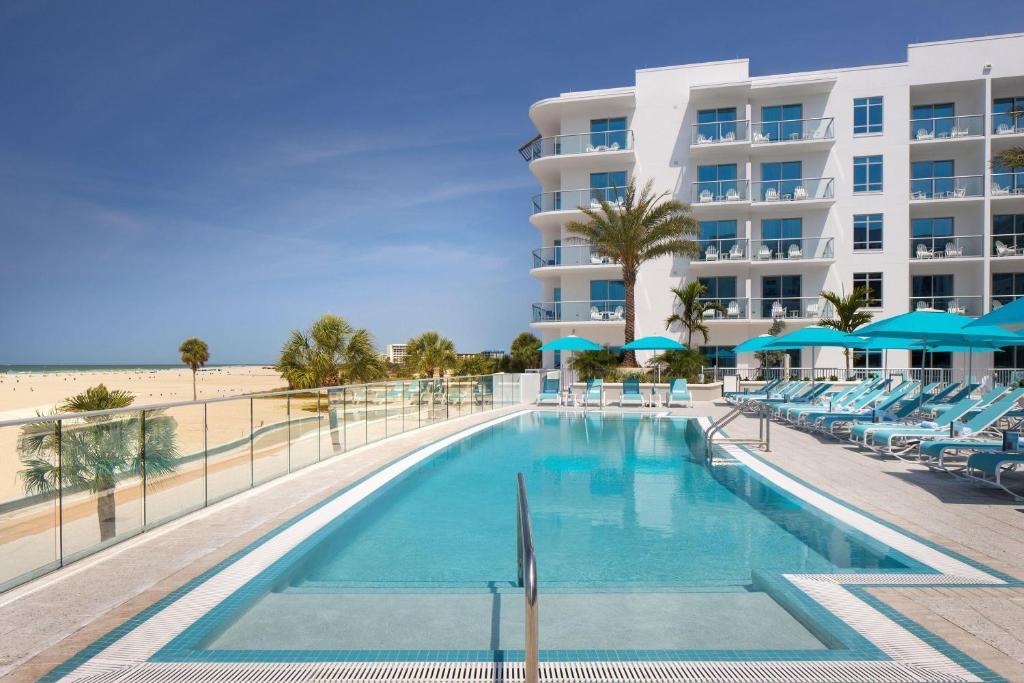 Treasure Island Beach Resort, St Pete Beach, FL - Booking