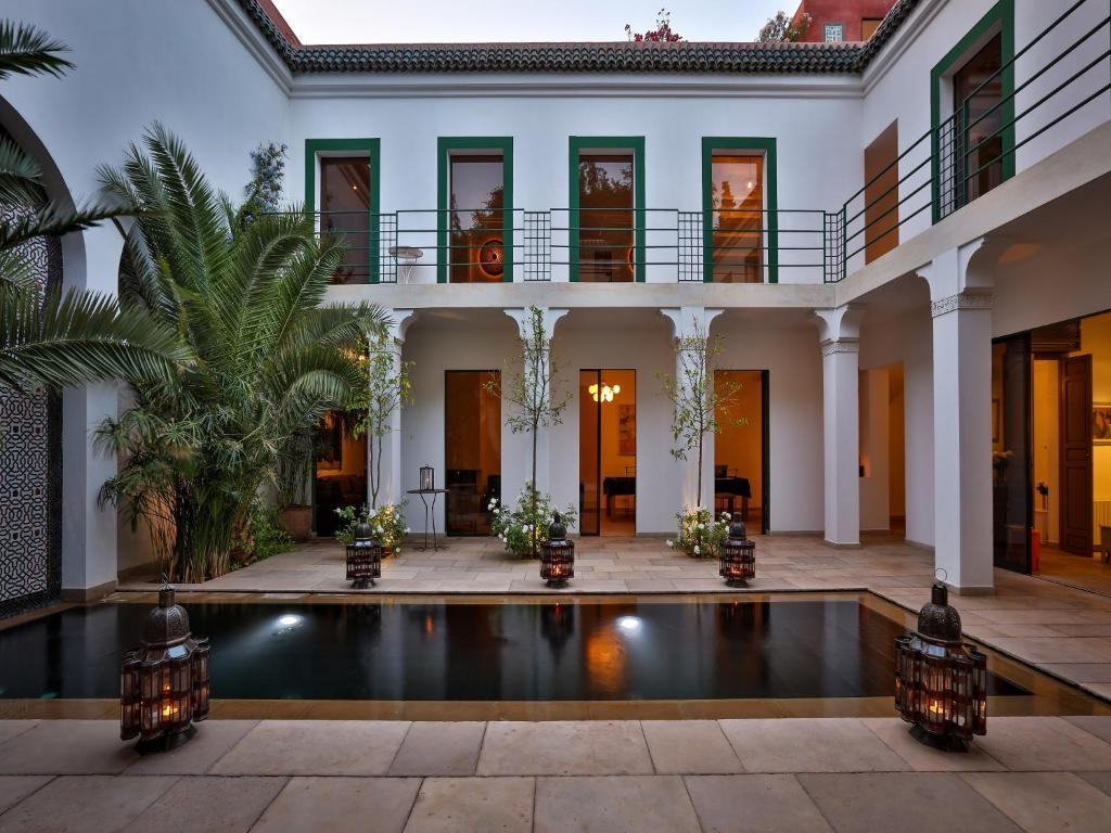 Cash Pool Führer Riad Oasis 3 Marrakesh Morocco Booking