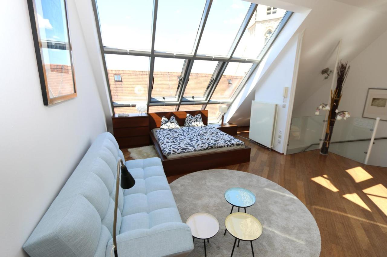 Dachgeschoss City Dachgeschoss Apartment Vienna Austria Booking