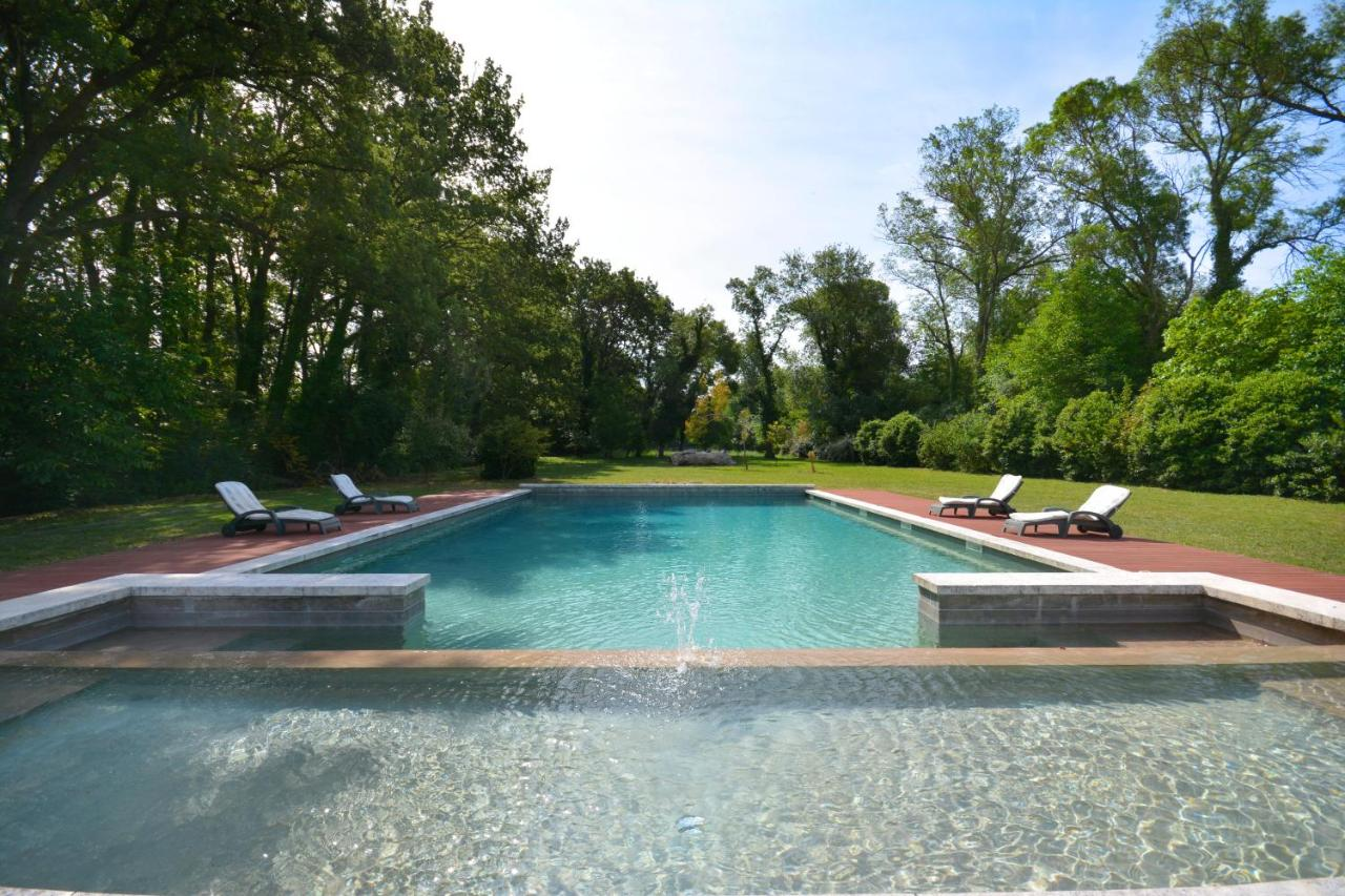 Cash Pool Frankreich Bed And Breakfast Ancien Mas Du Moulin Eygalières France