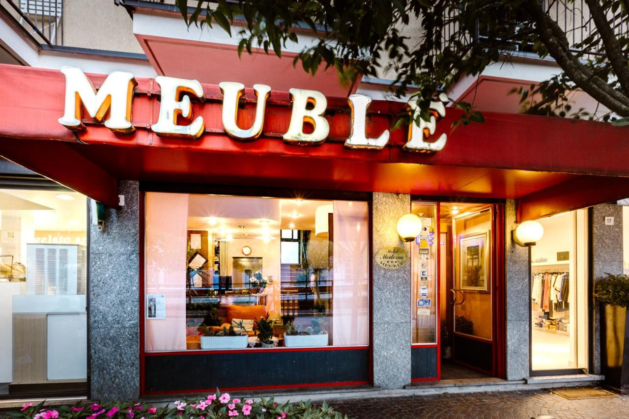 Meuble Outlet Hotel Meublè Moderno Laveno Mombello Italy Booking
