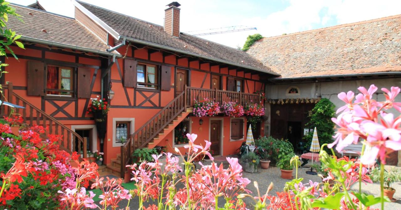 Chambres D Hotes Obernai Guesthouse Chambres D Hôtes Chez Mado Ottrott France Booking