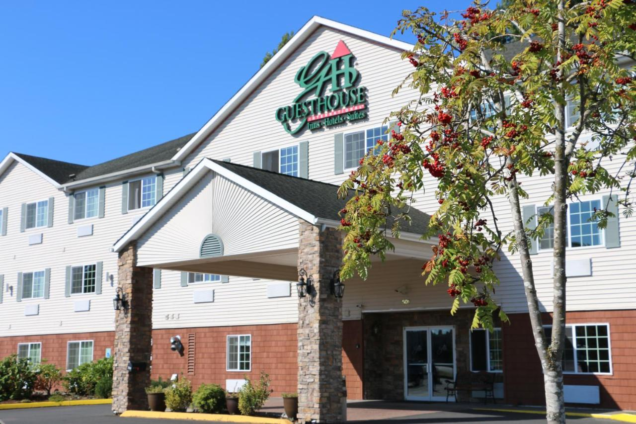Guest House Inn Guesthouse Inn Suites Kelso Longview Wa Booking