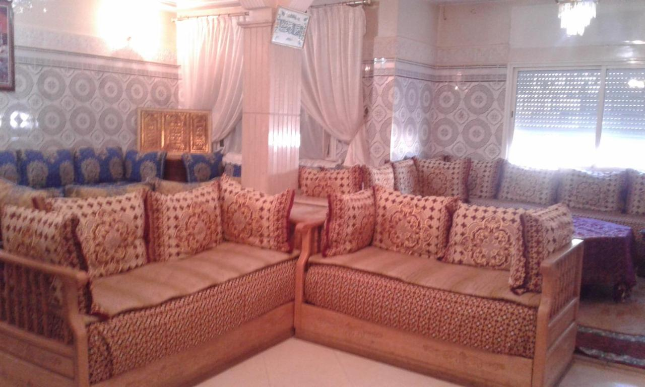 Futon Etage Jamila Appartement Fas Fes Booking