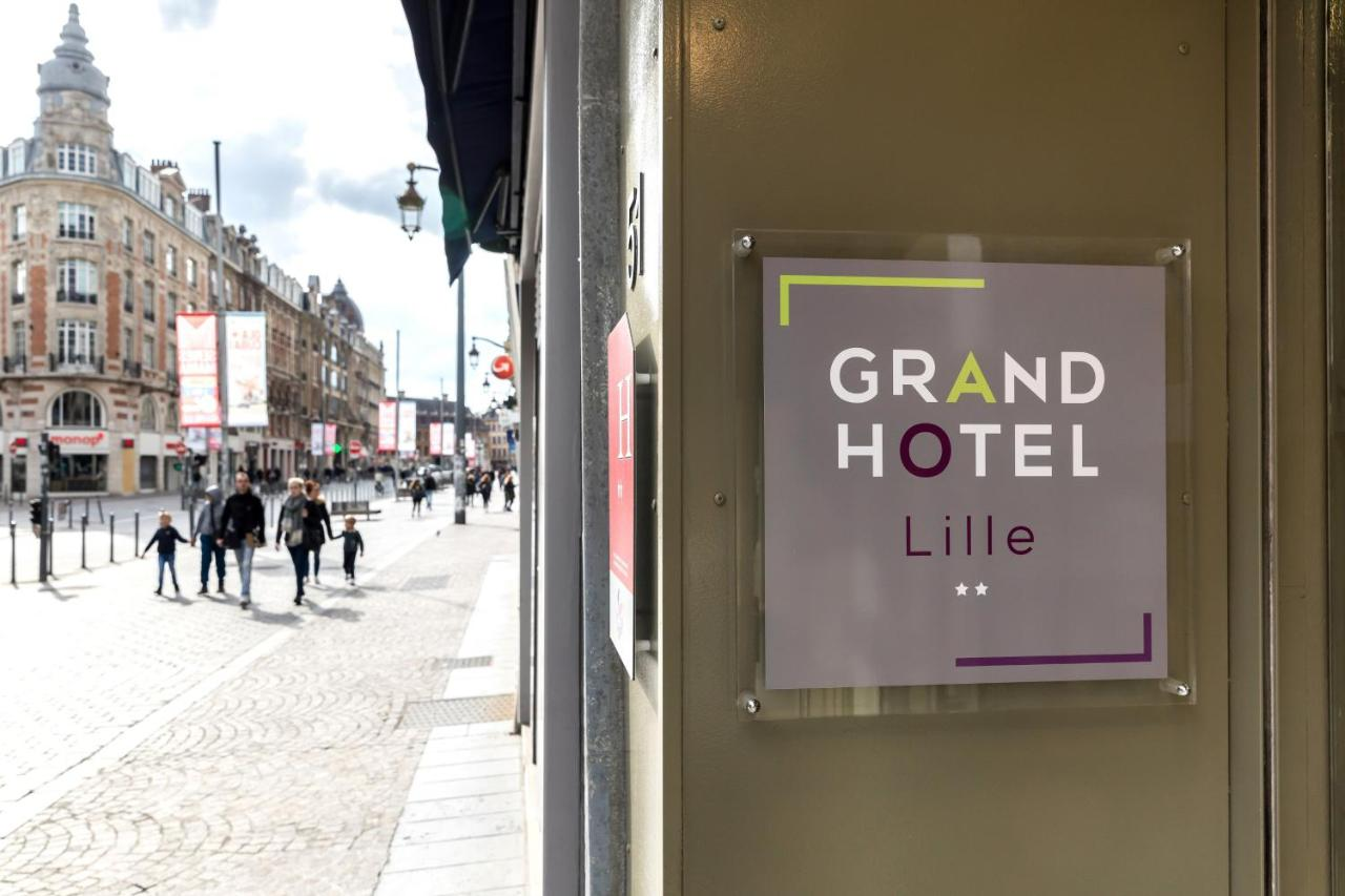 Parking Gare Lille Europe Tarif Grand Hôtel Lille Lille Updated 2019 Prices