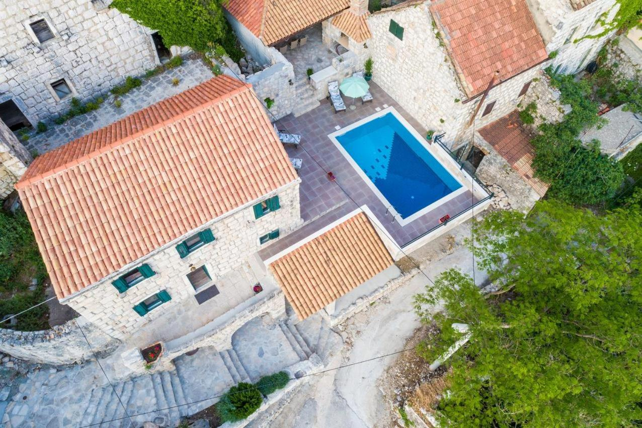 Ferienhaus Kroatien Mit Pool Dubrovnik Family Friendly House With A Swimming Pool Mihanici