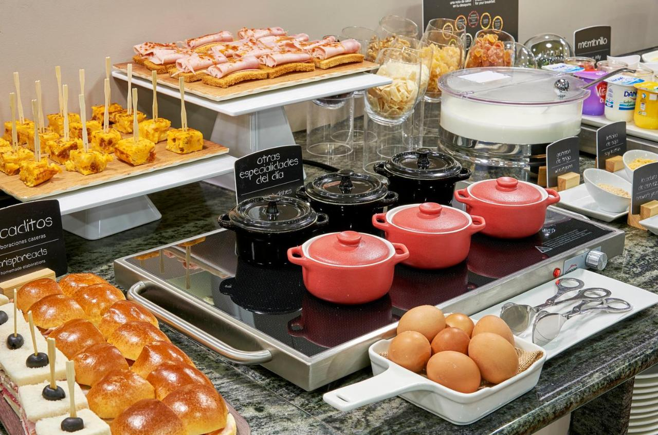 Buffet Libre Vigo Hesperia Vigo Vigo Updated 2019 Prices