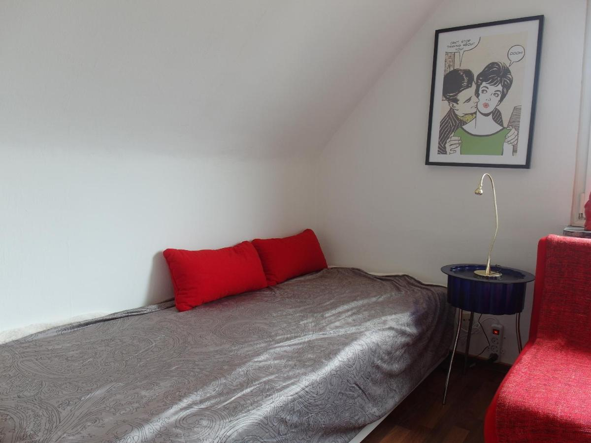 Bad Duschkombination Sympathisches Retro Apartment Offenbach Germany Booking