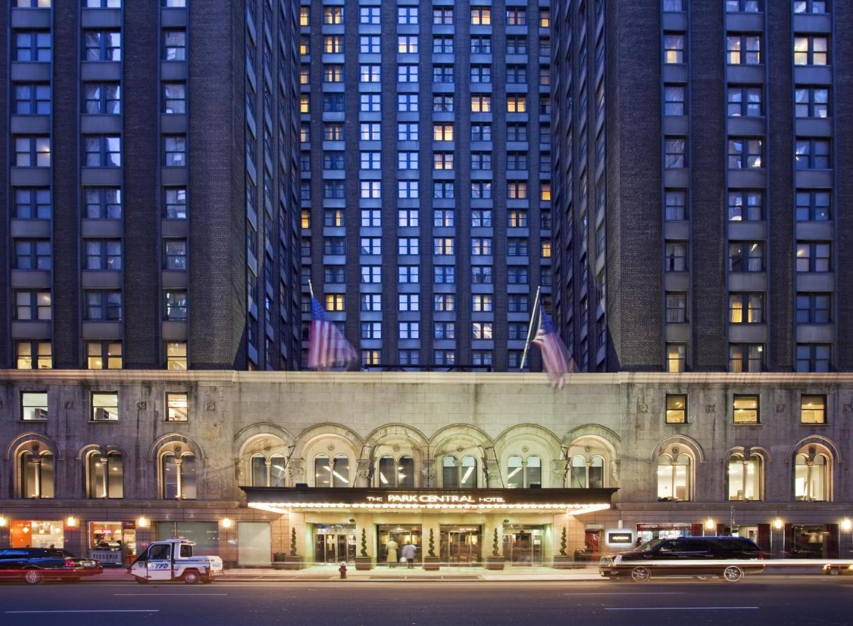 Albergo York Hotel Park Central New York Ny Booking