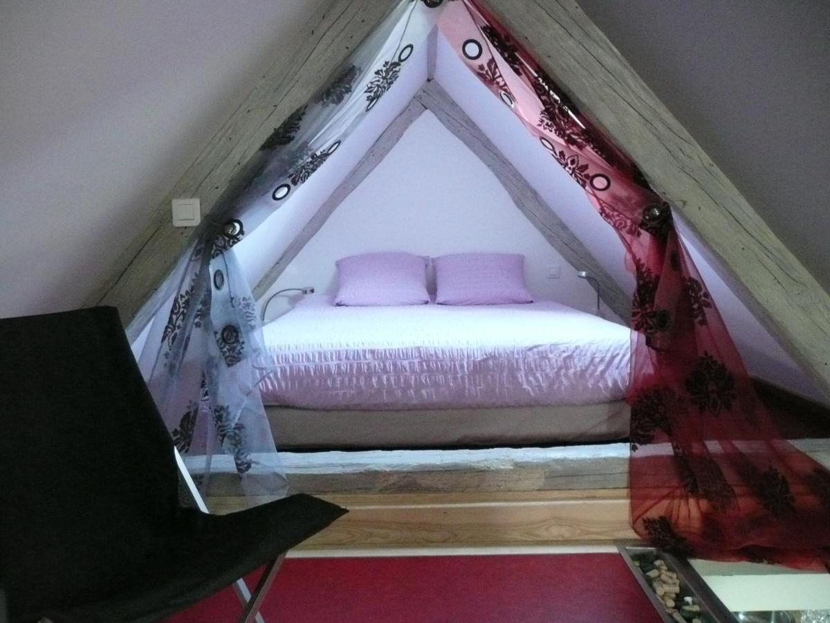 Chambre Hote Alsace Bed And Breakfast Le Chat Rouge Alsace Orbey France Booking