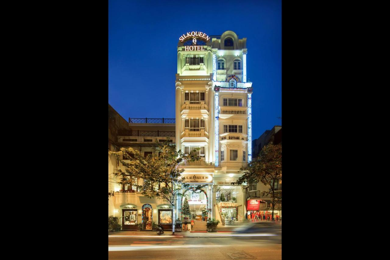 Hanoi Hotel Silk Queen Hotel Hang Gai Hanoi Vietnam Booking