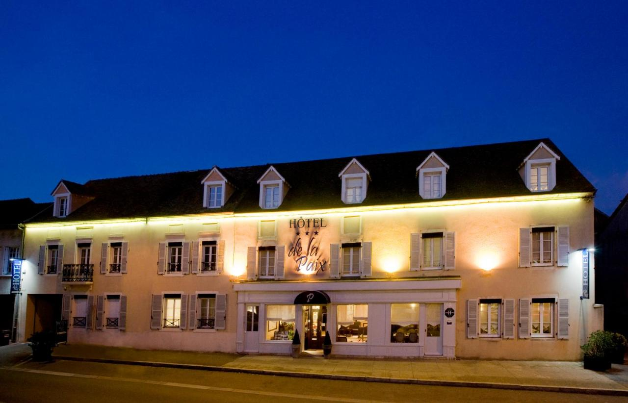 Beaune Hotel Hotel The Originals De La Paix Beaune France Booking