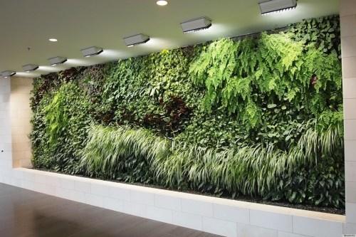 Medium Of Diy Indoor Vertical Garden
