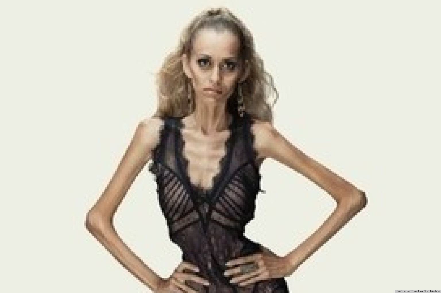 Möbel Ad Anti Anorexia Ads Stun With Tagline You Are Not A Sketch Photos
