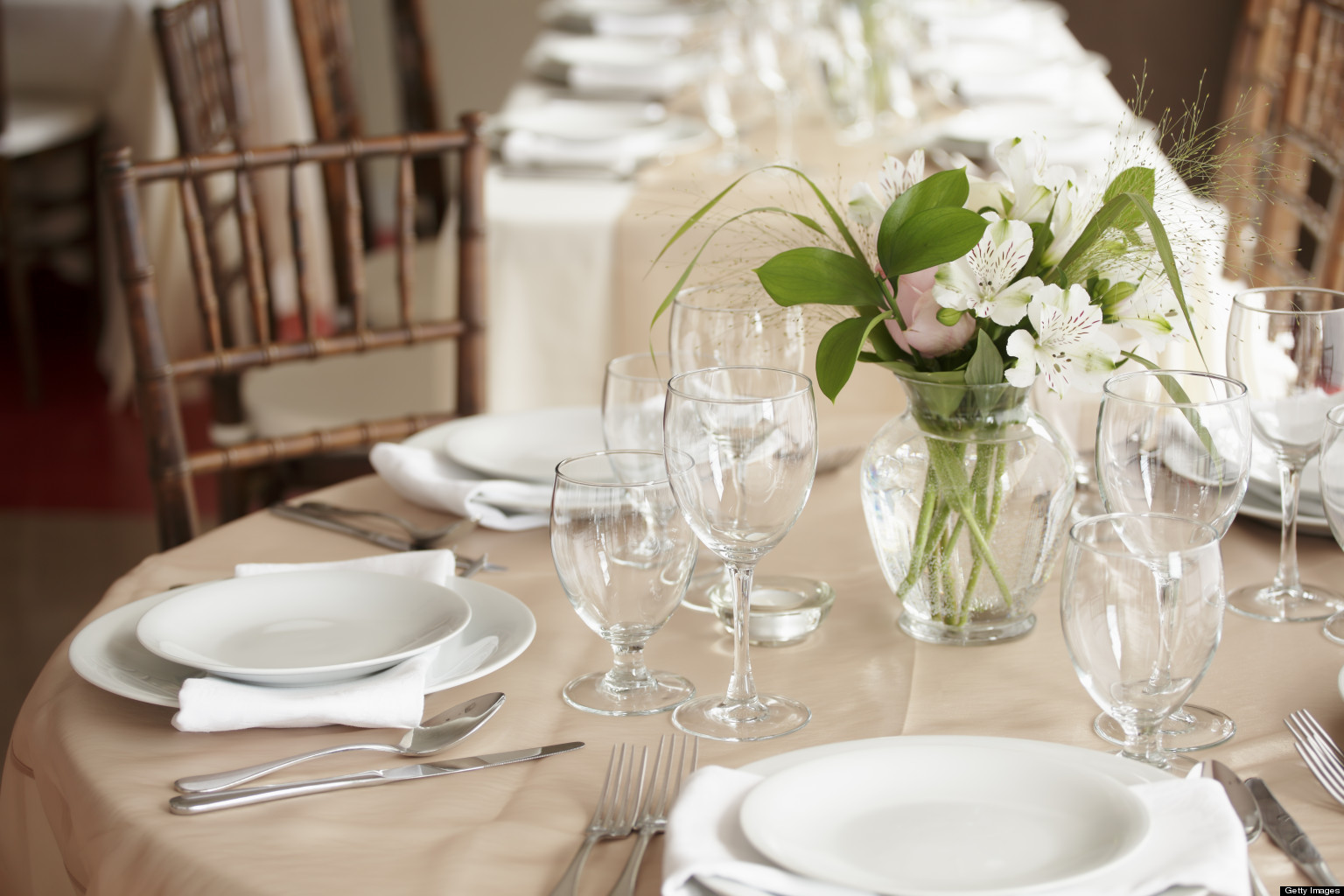 Dining Table Set Up Ideas Dining Etiquette Setting A Welcome Table Huffpost