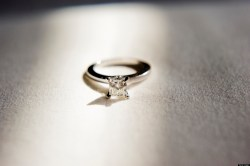 Small Of Wedding Ring Vs Engagement Ring