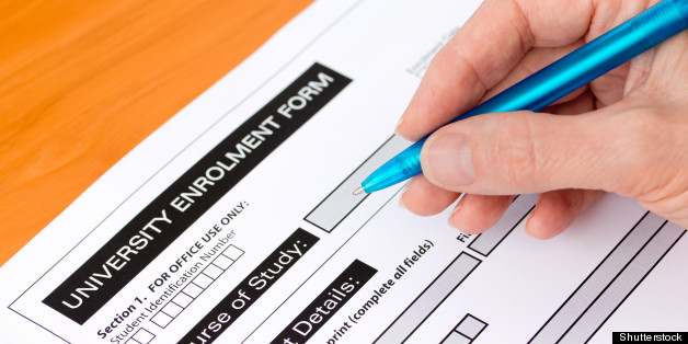College Application Advice 5 Things High School Seniors Should