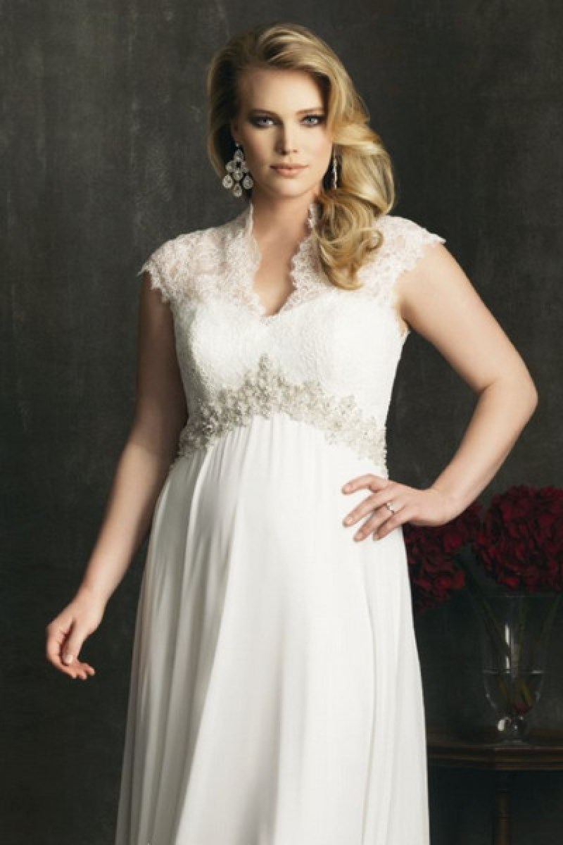 Large Of Wedding Dress Plus Size