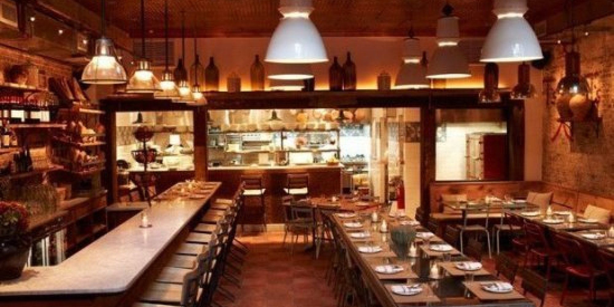 Italian Restaurant Design Quarter The Best Italian Restaurants In America Huffpost