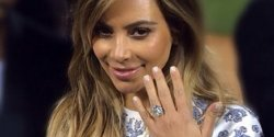 Sterling A Guide To Understanding Just How Kim Engagement Ring Huffpost A Guide To Understanding Just How Kim Engagement Kim Kardashian Engagement Ring Price Kanye Kim Kardashian Engagement Ring Price