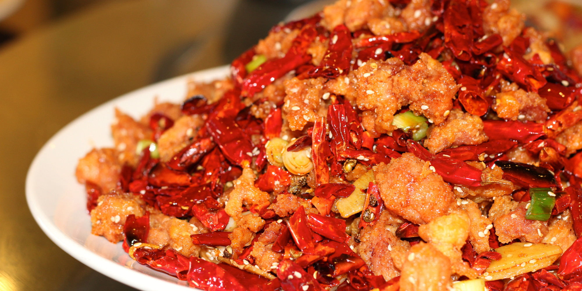 Cuisine Spicy A Tongue Tingling Tour Of Spicy Chinese Food In California