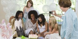 Small Of Bridal Shower Etiquette