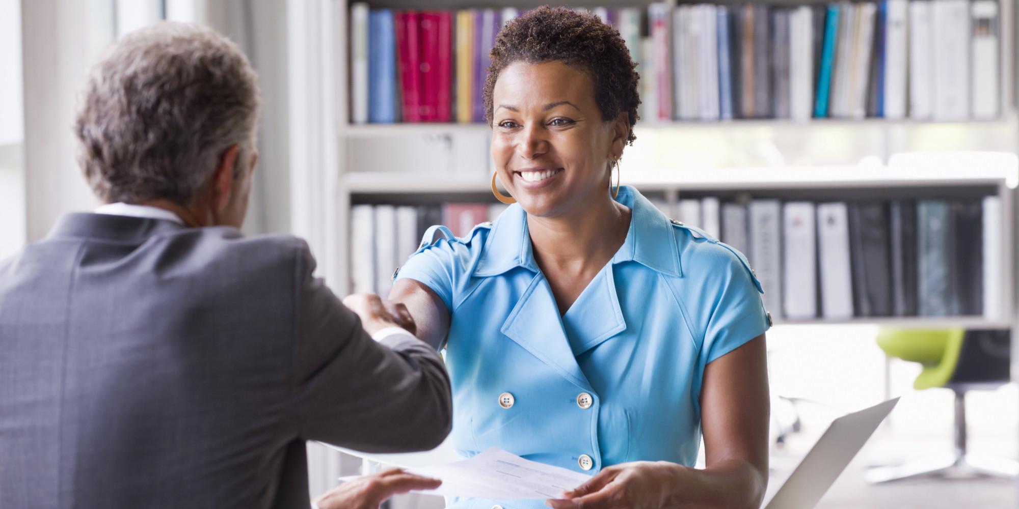 executive interview tips