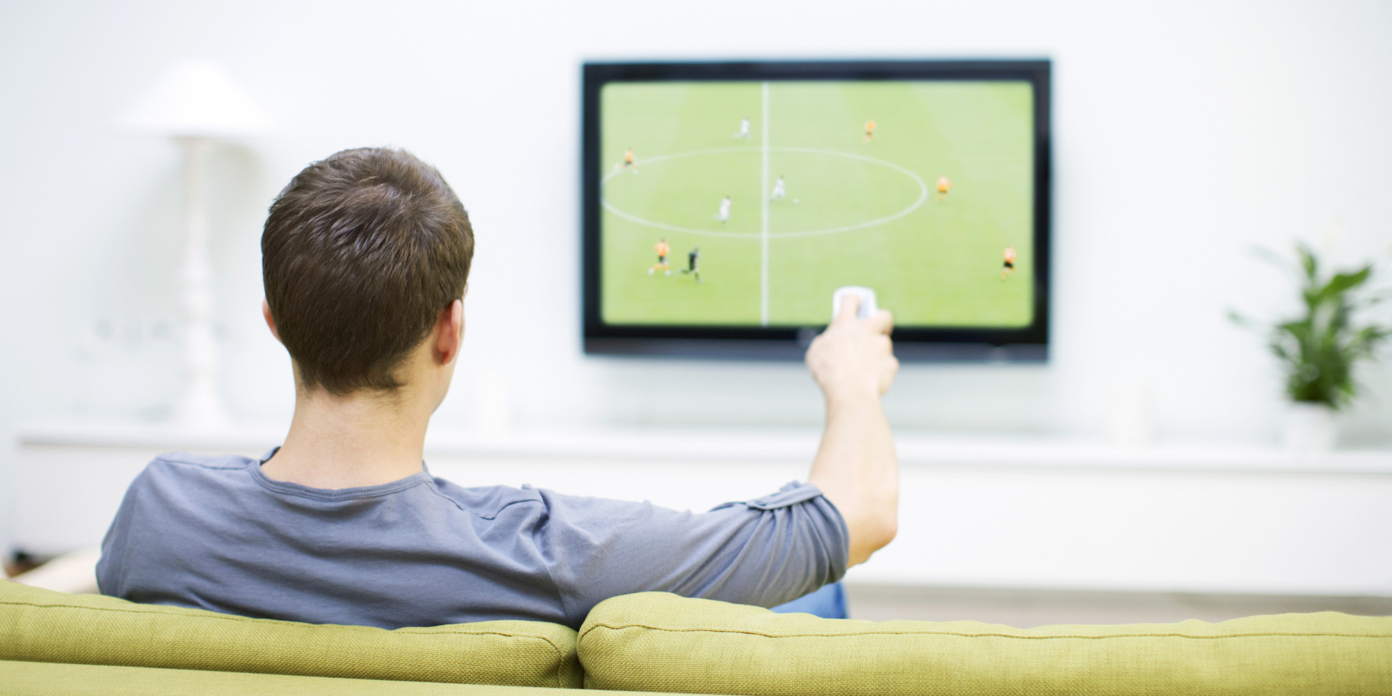 Support Tv Deporte 10 Man Cave Ideas Your Father Always Dreamed Of Huffpost