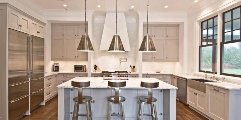 Large Of Cream Kitchen Cabinets