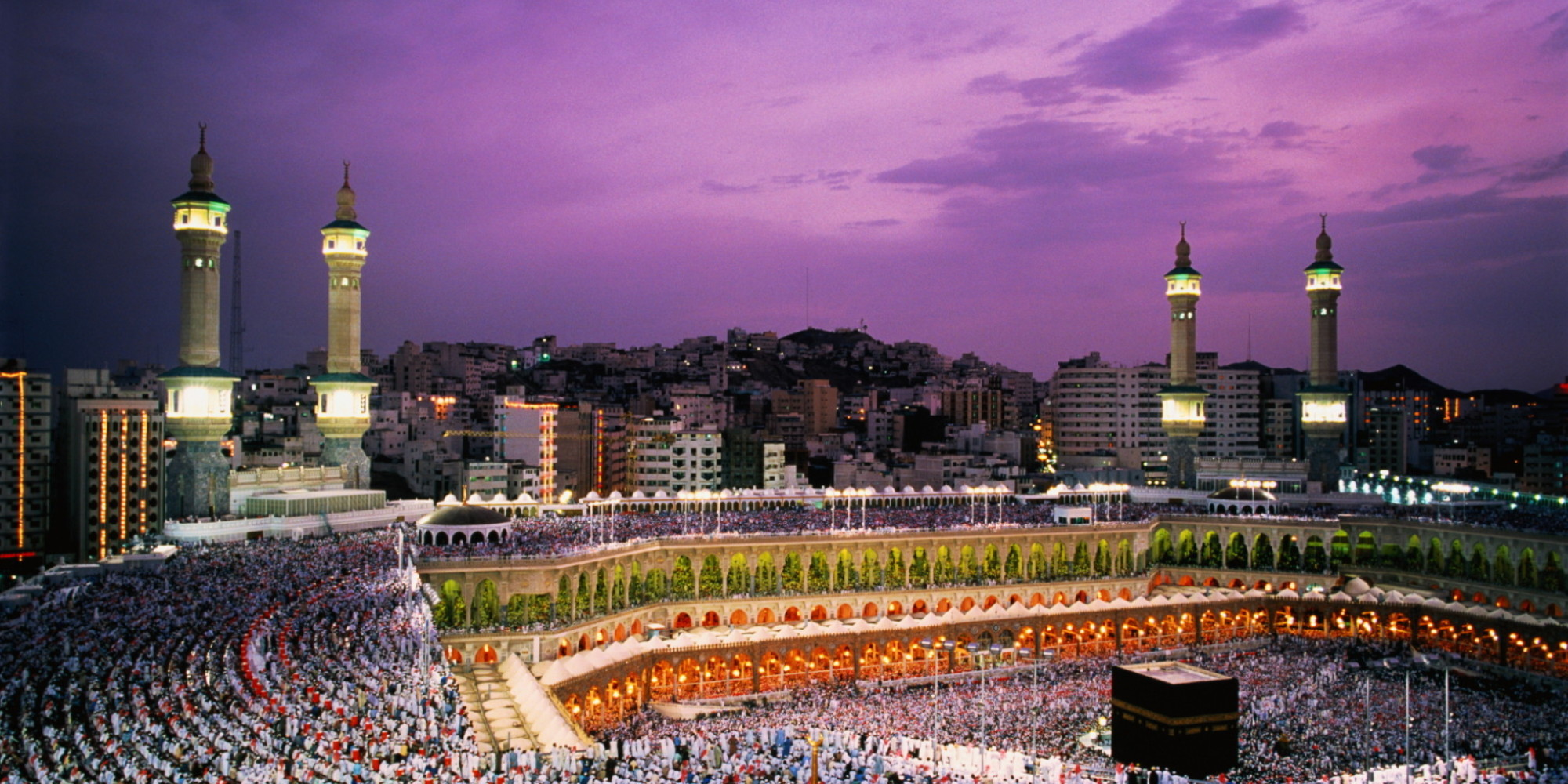 Fall Calendar Desktop Wallpaper Hajj 2014 Islam S Pilgrimage To Mecca Facts History And