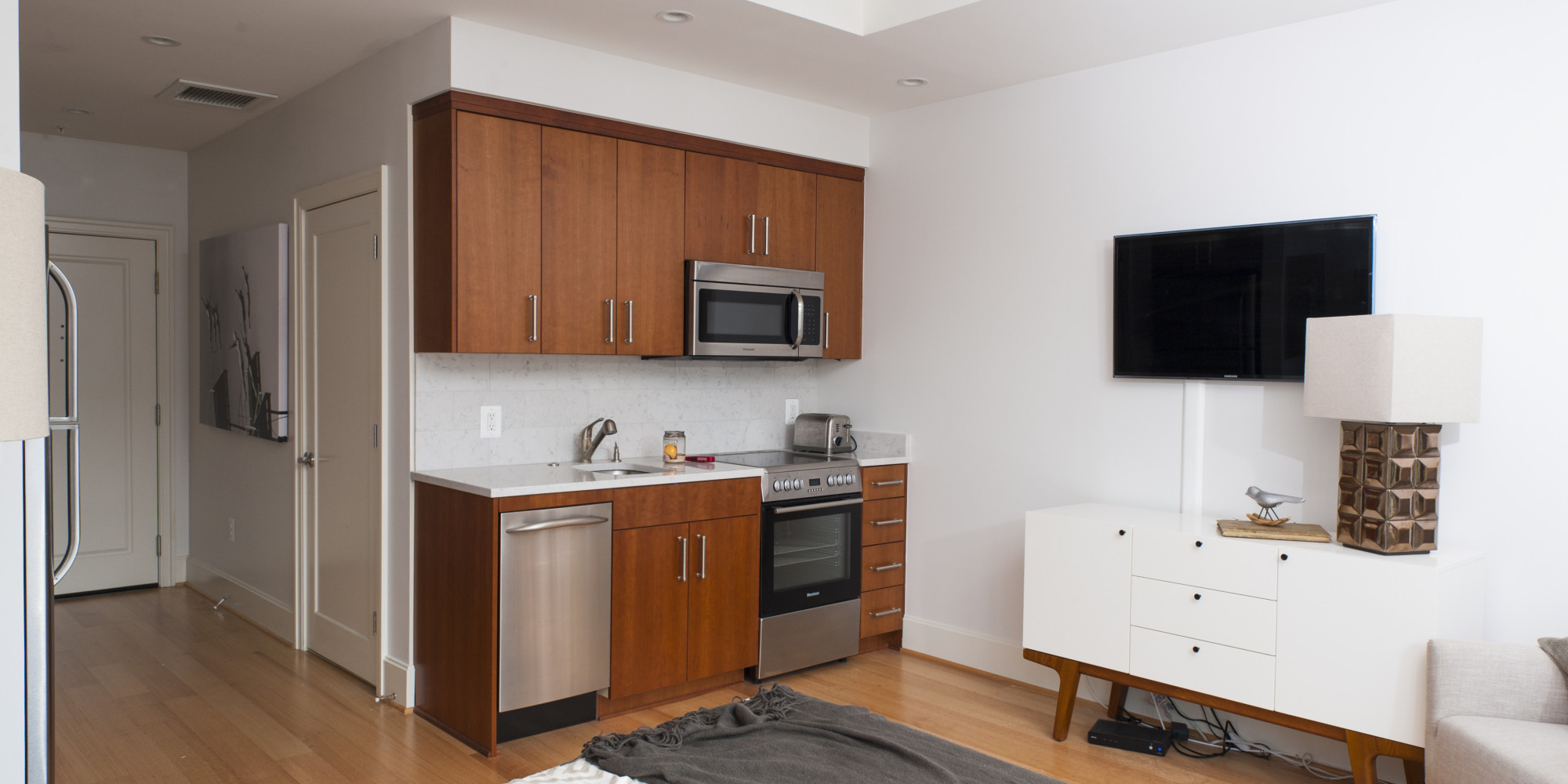 Micro Living Apartment Big Ideas For Micro Living Trending In North America