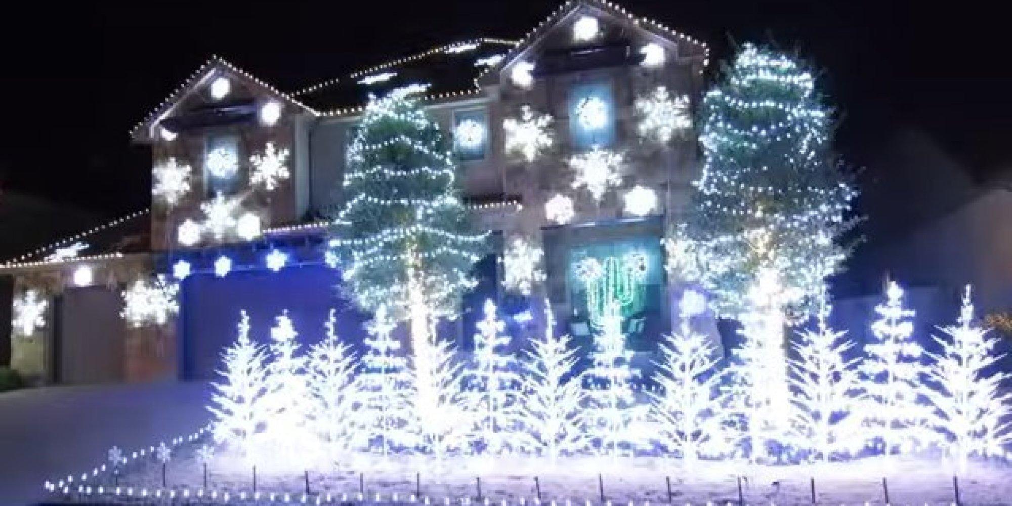 Fullsize Of White Laser Christmas Lights