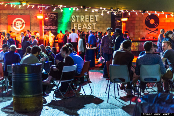 Food Truck Festival Deutschland The Best British Street Food Trends For 2015 | Huffpost Uk